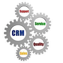 CRM gears